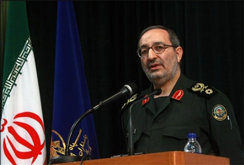 Iranian commander says Iran is not cooperating with US over ISIS