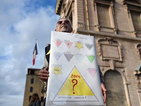 Marseille to ditch yellow triangle IDs following outrage