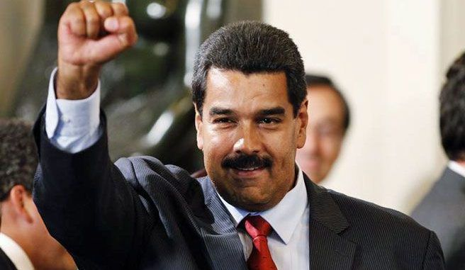 'US Know Where They Need To Put Their Sanctions' says Venezuela's Maduro