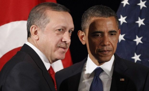 Obama Reverses Policy As US-Turkey Set To Agree On Syrian No-Fly-Zone