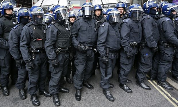 Britain could drift towards a police state, says one of Britain's top police officers