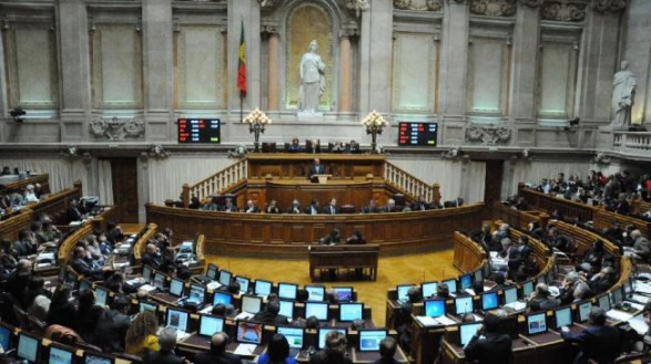 Portuguese parliament calls for Palestinian state
