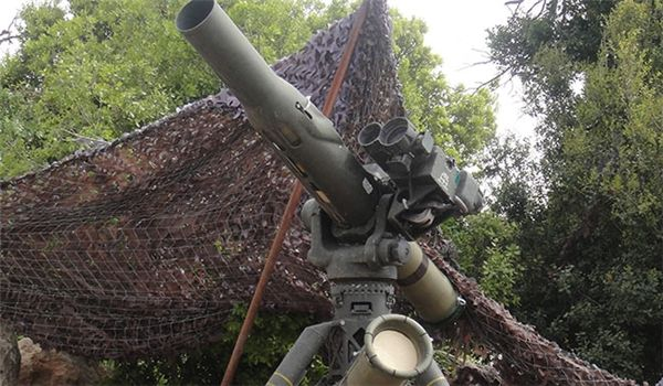 US Armed Rebels Gave TOW missiles to Al Qaeda