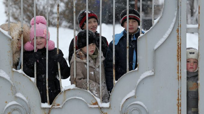 Over 1.7million children affected by Ukrainian conflict – UN