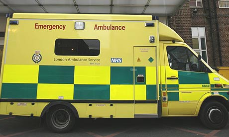 Secret plan to DOUBLE ambulance waiting times