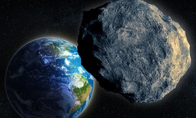 Scientists warn that Earth is at threat from a million untracked asteroids