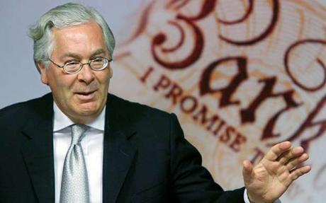 Banks not yet safe from another financial crisis says Mervyn King