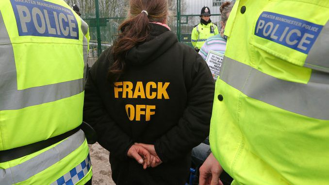 Police asked university for list of attendees at fracking debate