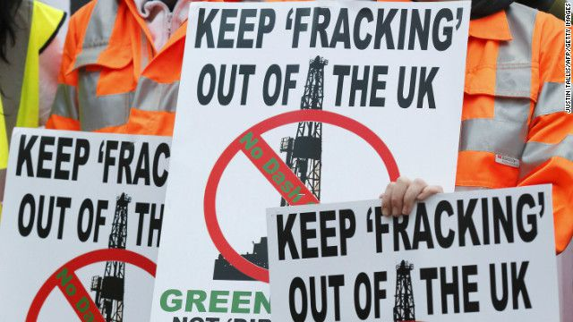 Fracking a 'Violation of Our Basic Human Rights' - New Report