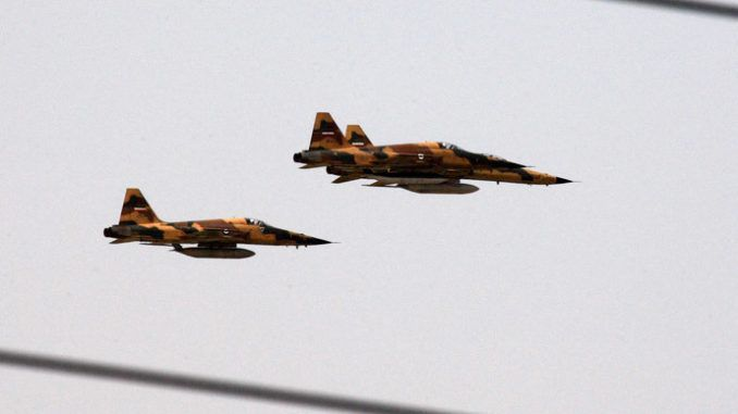 Iran Is Bombing Islamic State In Iraq, U.S. Official Confirms