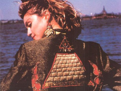 Madonna Sings About Illuminati, All Seeing Eye, New World Order and Obama In New Leaked Song