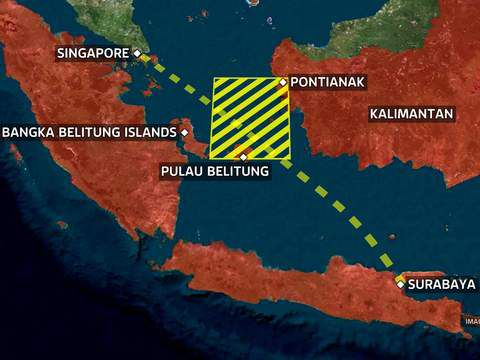 AirAsia - Bodies Have Been Found