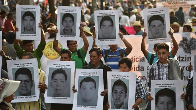 Mexico feds directly involved in student massacre, witness torture – independent probe