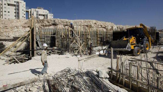 Israel to build 600 new settlements in the West bank