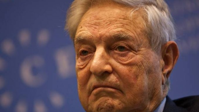 Soros May Become Top Ukraine Bankster