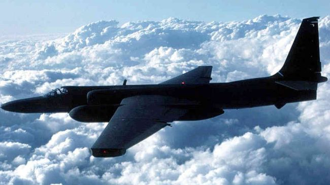 CIA says UFO sightings in past were US spy planes