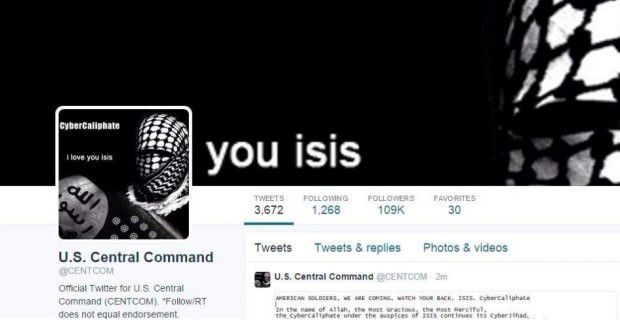 ISIS Hack of Pentagon Accounts Traced Back to Maryland