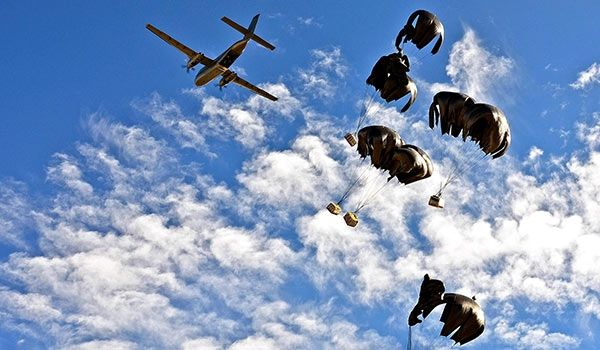 Unidentified Planes Supplying ISIS with Arms from Saudi Arabia