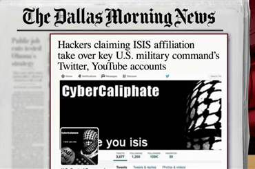 ISIS Hacks CENTCOM as Obama Is Announcing New Cyber Security Legislation