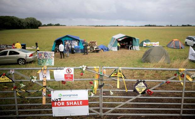 Government faces fracking setback as MPs call for total ban