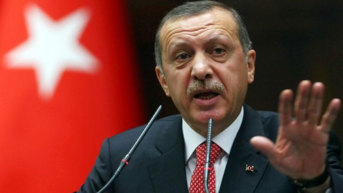 Turkish President's Outburst: The French Are Behind The Charlie Hebdo Massacre; Mossad Blamed