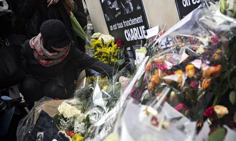 Hebdo suspect defended by classmates on Twitter