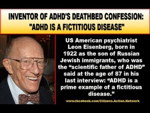 Is ADHD a fictitious disease?