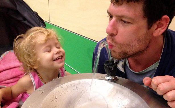 Father finally allowed to see dying daughter as he faces jail for giving her cannabis oil