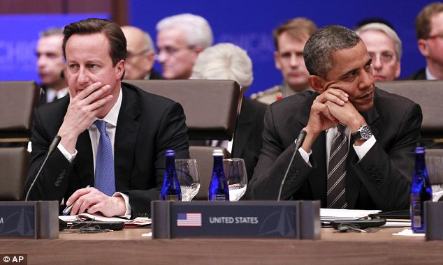 Obama and Cameron's Biggest Fear: Seven EU nations support lifting sanctions on Russia