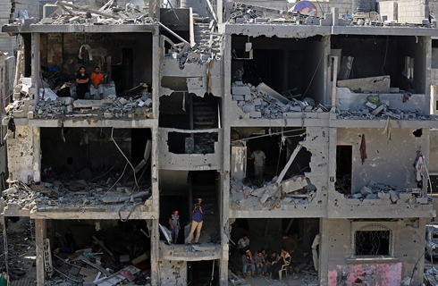 Israeli rights group accuse the IDF of war crimes