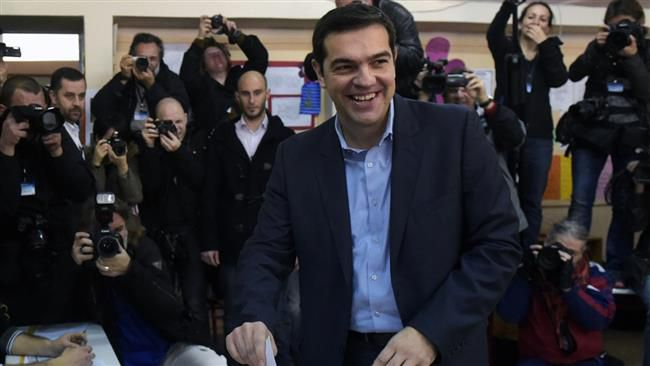 Anti-austerity Syriza party wins Greek parliamentary elections