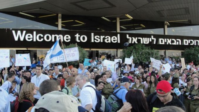 Israel to expand settlements to absorb French immigrants