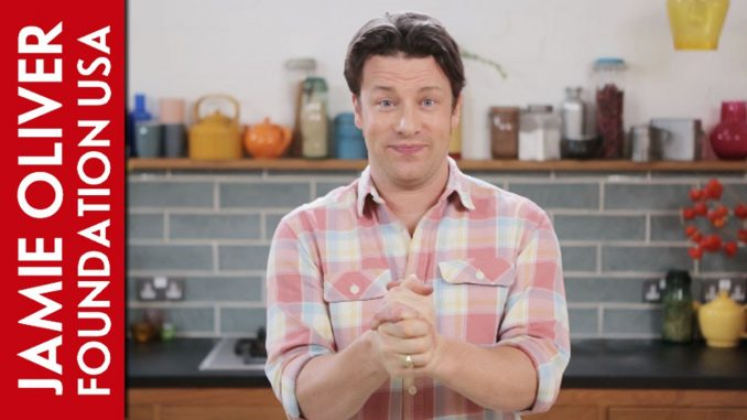 TV Food Activist Jamie Oliver Teaming Up with Bill Gates Foundation (Video)
