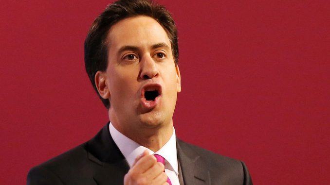 Furious backlash as Ed Miliband claims quitting EU makes UK more vulnerable to terrorists