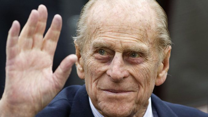 Australia recommends Prince Philip for a knighthood