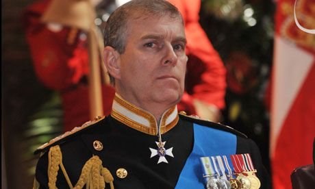 Prince Andrew's bid to bury 'sex slave' claims with dramatic TV appearance