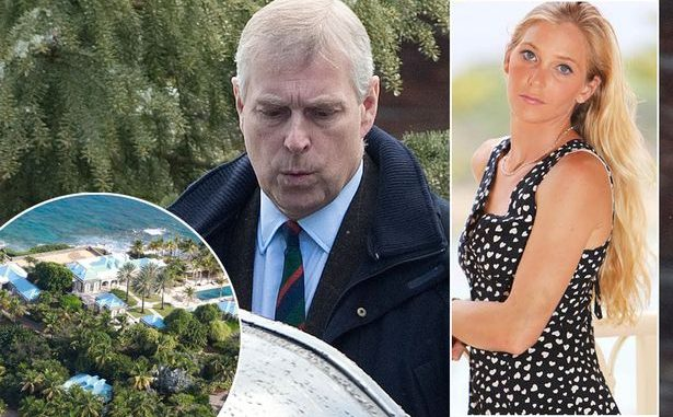 Flight records back 'sex slave' abuse claims against Prince Andrew