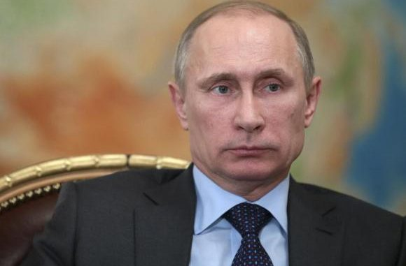 "Vladimir Putin - NATO's ""Foreign Legions"" Operating in East Ukraine"