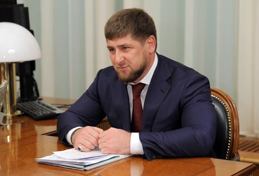Chechen leader hits out at Europe over double standards on terrorism