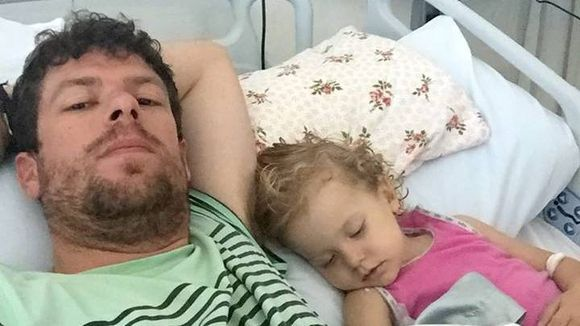 Thousands sign petition in support of father facing jail for giving dying daughter cannabis oil