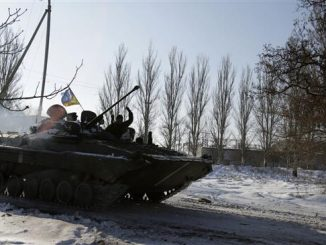 US threatens Russia with deploying tanks, armored vehicles in Europe