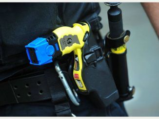Give UK officers Tasers to help fight terror threat, says Police Federation