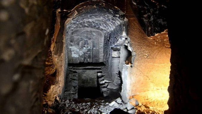 Archeologists discover Mythical Tomb of Osiris, God of the Dead, in Egypt