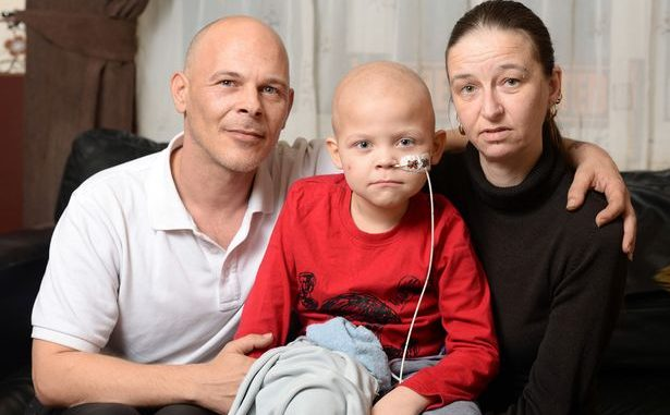 Boy with leukaemia fed by foodbanks after Department for Work and Pensions axed his benefits