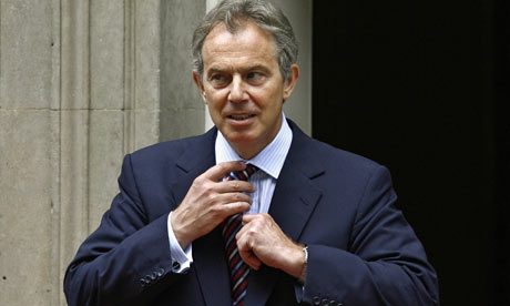 House of Lords told Tony Blair 'could face war crimes charges' over Iraq War