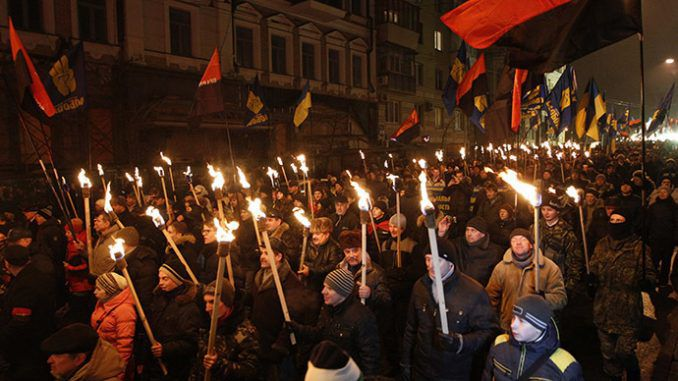 'Something wrong with Ukraine, EU': Czech leader condemns 'Nazi torchlight parade'