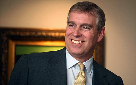Prince Andrew named in underage 'sex slave' lawsuit over claims of forced sexual relations