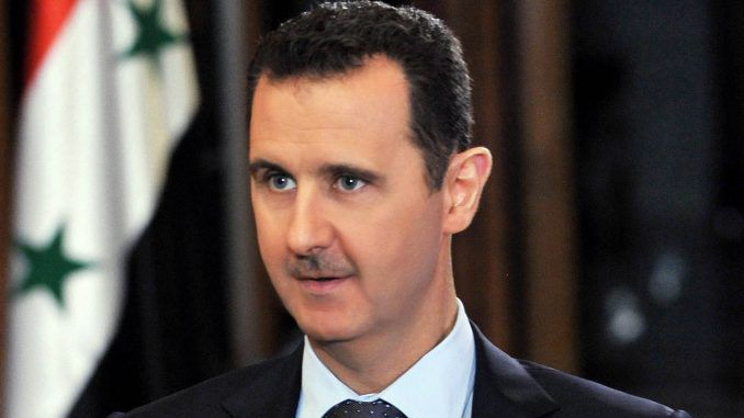 Israel is Al-Qaeda's Air Force in Syria says Assad