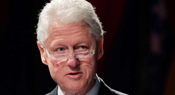Bill Clinton And The Paedophile