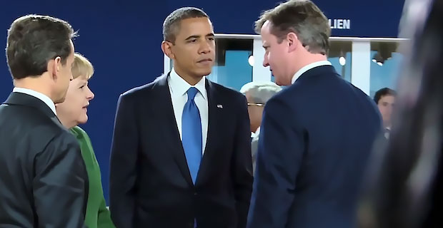 Cameron to Obama: Force Tech Companies to Cooperate with Surveillance Agency